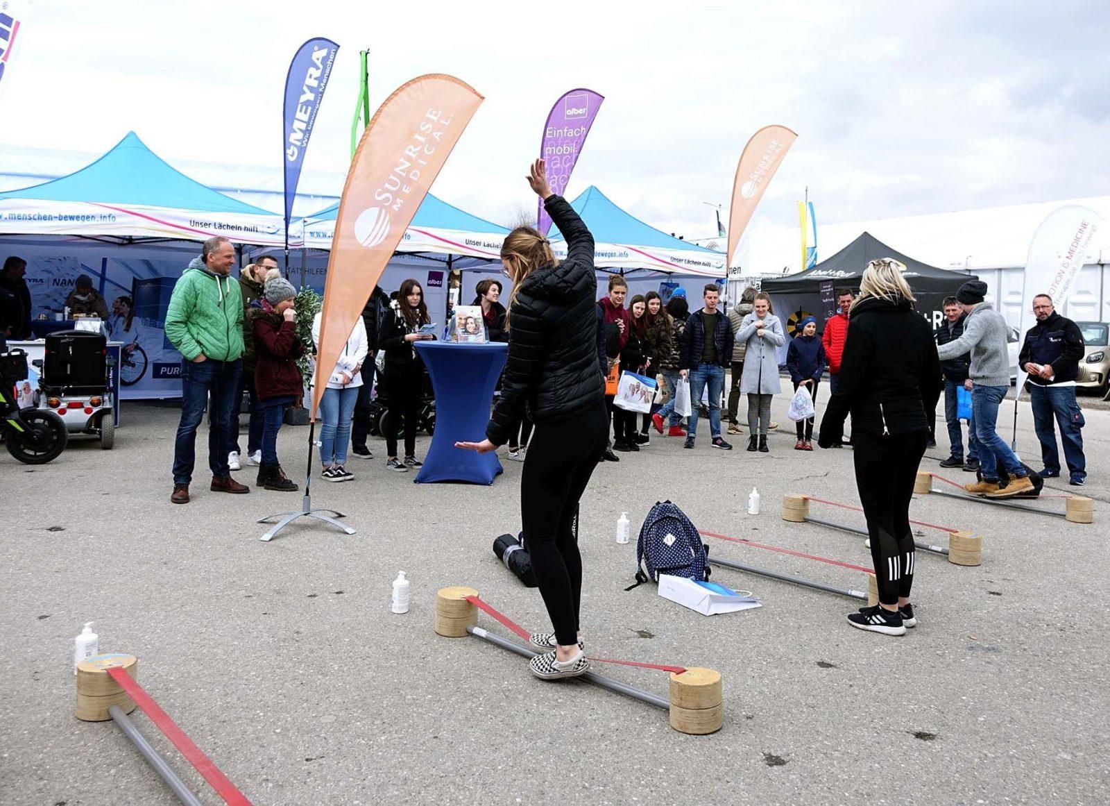 Aktivwettbewerb Menschen bewegen